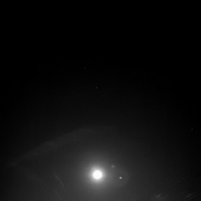 月が綺麗ですね。  by漱石の記事に添付されている画像