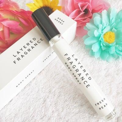 爽やかな香り/レイヤードフレグランス ボディスプレー10mL FP(フレッシュペの記事に添付されている画像