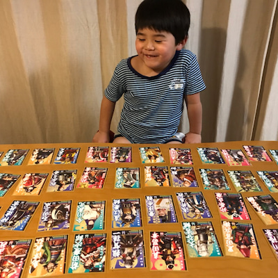 歴史強化月間☆(5歳10ヶ月)の記事に添付されている画像