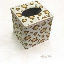キューブ型ティッシュボックスの記事に添付されている画像
