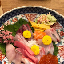 手巻き寿司パーティーの記事に添付されている画像
