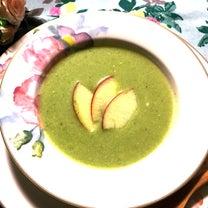 ほっこり♡クリームスープ♡+サンドウィッチ♡の記事に添付されている画像
