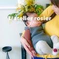 赤ちゃんとお花の話♡親子フラワーレッスンの画像