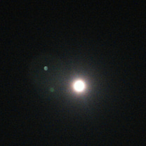 お月さま。の記事に添付されている画像