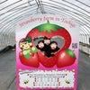 【茨城日帰り旅⑅◡̈*】今年初のいちご狩り♡餃子とプール!の画像