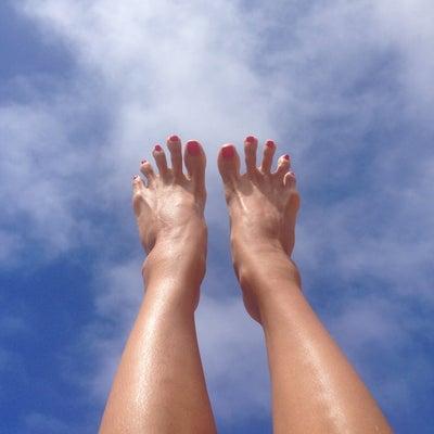 肩こり、腰痛の原因 浮き指は足指トレーニングで治す。の記事に添付されている画像