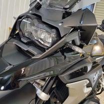 R1250GS新車 ナノガラスコーティングの記事に添付されている画像