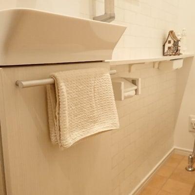 タオルの掛け方がおかしい問題。の記事に添付されている画像
