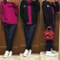 デニムのサイズ☆カジュアルコーデの記事に添付されている画像