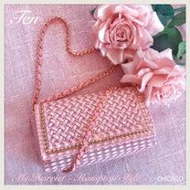 日本からのオーダーは桜色なキュートなバッグの記事に添付されている画像
