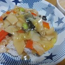 中華丼で夜ごはんの記事に添付されている画像