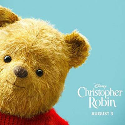 映画 'Christopher Robin'の記事に添付されている画像