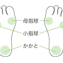 母指球について/鳩ヶ谷ヨガ教室☆の記事に添付されている画像