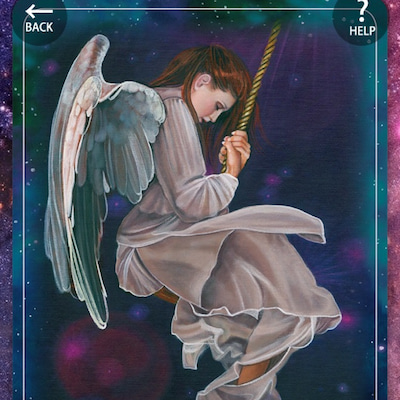 本日のオラクルカード☆の記事に添付されている画像
