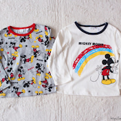 【しまパト】ディズニーが可愛い!ワンコインのベビーTシャツ☆