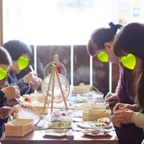 2月pure flower cafe(ピュアフラワーカフェ)報告の記事に添付されている画像