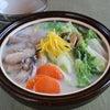 プロから学ぶ「靖一郎豆乳」レシピvol. 40『牡蠣の酒かす豆乳鍋』の画像