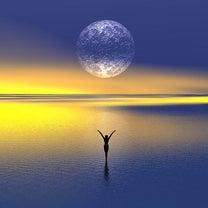 乙女座満月 許可を出すと自分にも人にも優しくなれるの記事に添付されている画像