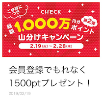 追記あり!急ぎー!2000円分ただポチできます!の記事に添付されている画像
