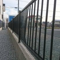 フェンス交換の記事に添付されている画像