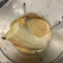 お米を抜いてみた結果  と  玄米もち麦ごはんのリスタートの記事に添付されている画像