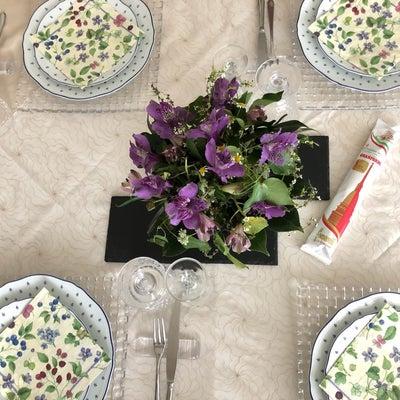 ☆La Fontanaイタリア家庭料理教室@プラム前菜&ツナとアンチョビのフィッの記事に添付されている画像