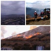 大室山の山焼きの記事に添付されている画像