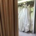 #ドレス試着の画像