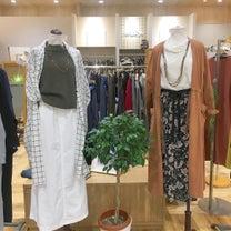 神戸南店よりおすすめコーディネートの記事に添付されている画像