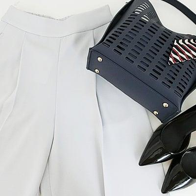 PLST戦利品!最新春夏バッグやきれいめワイドパンツなどの記事に添付されている画像