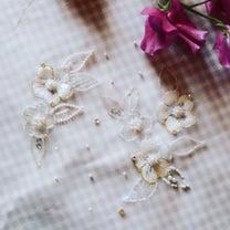 春コーデの花の庭刺繍と記念日レストランの記事に添付されている画像