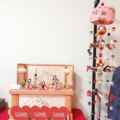 姉妹のひな人形❤︎の記事に添付されている画像