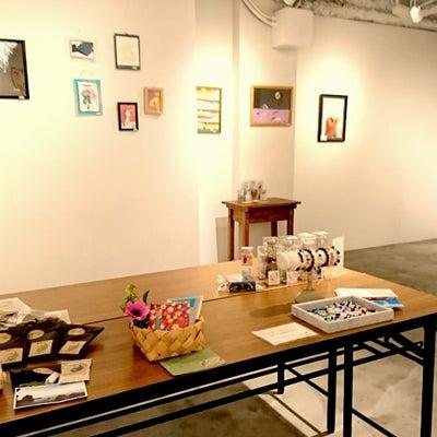 tunagiアート展初日の模様の巻の記事に添付されている画像