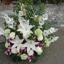 お供え花|供養の花|松山市花屋|パールフローラの記事に添付されている画像