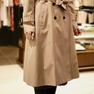 スプリング&ナチュラルタイプ同行ショッピング①お仕事着とコートの記事に添付されている画像