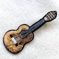 ギターをビーズ刺繍でオーダー頂きましたの記事に添付されている画像