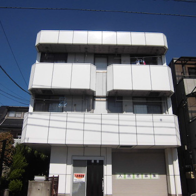 川口市末広 朝日東小 十二月田中 2DKの記事に添付されている画像