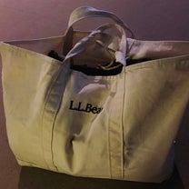L.L.Beanの「グローサリートートバッグ」の記事に添付されている画像
