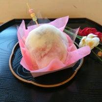 春のケーキの記事に添付されている画像