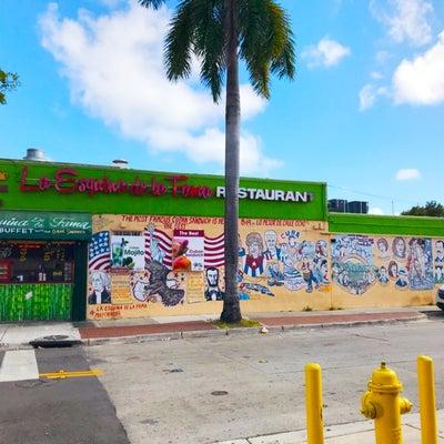 ストリートアート!マイアミ・リトルハバナ・カリナリーツアー その8の記事に添付されている画像