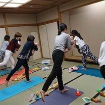 2月18日鎌取コミュニティーセンターにてサークルレッスンでした♡の記事に添付されている画像