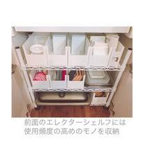 キッチン収納改善、可動式ワゴンを活用した理由の記事に添付されている画像