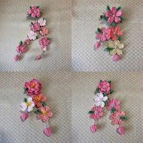 桜のブローチをプレゼントの記事に添付されている画像