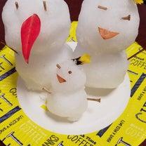 雪だるま作りの記事に添付されている画像