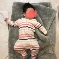 次女3ヶ月の記事に添付されている画像