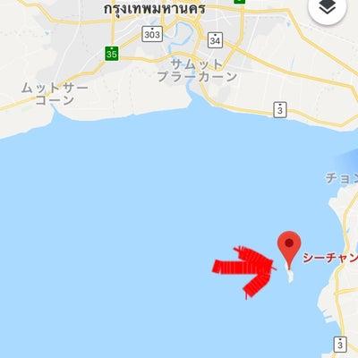 【シーチャン島】バンコクから日帰りで行けるビーチ①の記事に添付されている画像