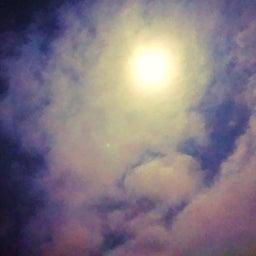 画像 乙女座満月スーパームーン の記事より 1つ目