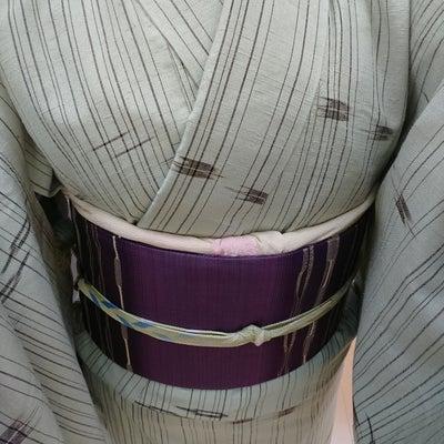 久米島絣  と  久留米絣の違いの記事に添付されている画像