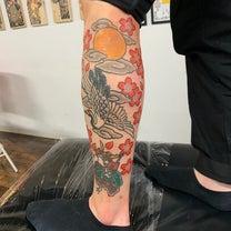 刺青 タトゥー日記の記事に添付されている画像