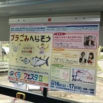 バスのチラシの記事に添付されている画像